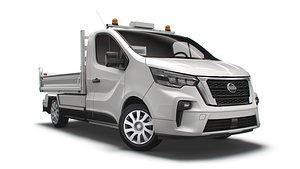 Nissan NV300 Tipper 2022 3D