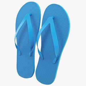 Flip Flops 3D model