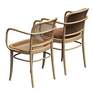 Chair JOSEF HOFFMANN 811 3D