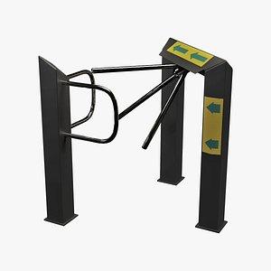 3D gate