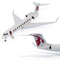 Airplane Gulfstream G700