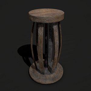 3D Pottery Wheel Design Four