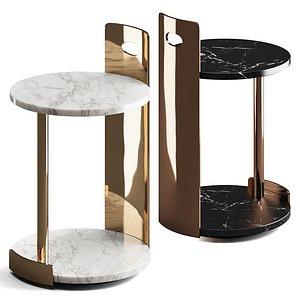 3D T8 Cosimo table by Lazzarini e Pickering
