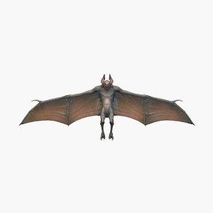 3D Bat Demon