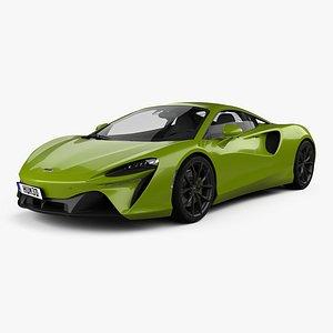 McLaren Artura 2021 model