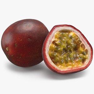 Passionfruit 3D