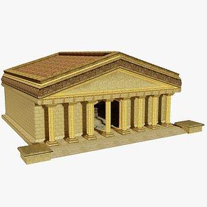Tombeau Grècque 3D model