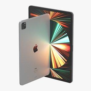 3D Apple Ipad Pro 2021 Collection model