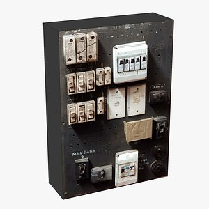 Switch Board Old model