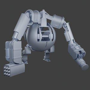 Iron Harvest Lech Kos model