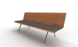 zinta eating bench furniture model