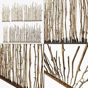branch wall decor model