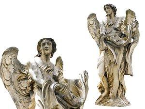 3D Rome garden sculpture
