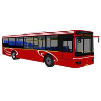 Volvo Bus-01
