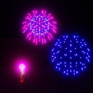 fireworks holiday 3D model
