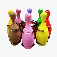 Baby Bowling Set Toy