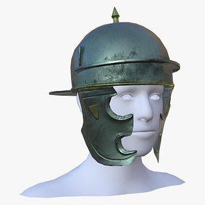 g roman helmet coolus 3D