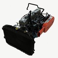 Nissan L-Series engine