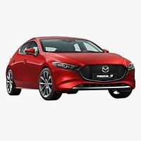 2019 Mazda 3 Hatchback