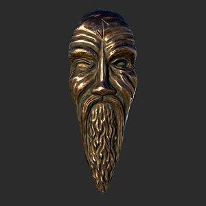 Odin Plaque 3D model