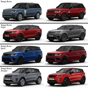 Range Rover Collection Vol 2 3D