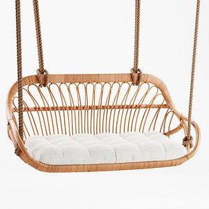 3D Melawai Hanging Sofa