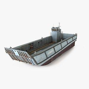 3D LCM-1e Landing Craft