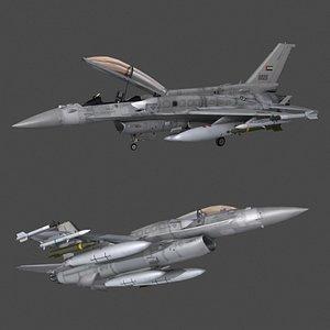 f16f f16 3D model