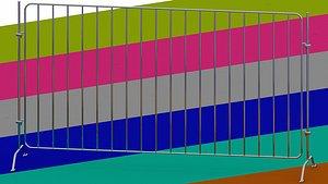 park fencing section model
