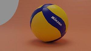 volleyball asset 3D