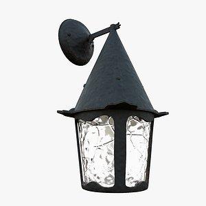 classic lamp 3D