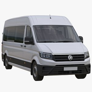 Passenger minibus VW Crafter 2Gen L4H3