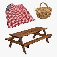 Picnic Accesories Collection 2