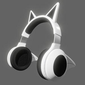 headset rgb 3D model