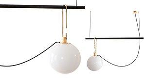 Pendant Lamp NH S1 22 Artemide 3D model