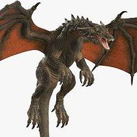 Dragon Rigged1
