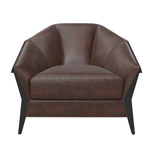 chair elodie 3D model