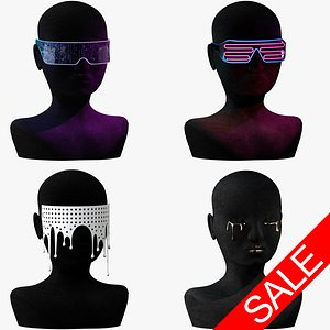 3D Glasses Collection 4