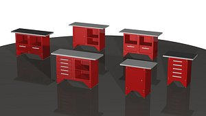 Garage furniture 6 model