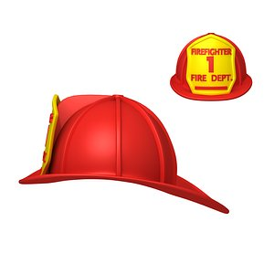 fireman helmet model