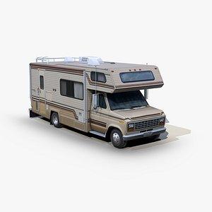 Lindy 350 RV 1986 3D model