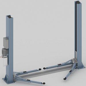 lift 3D model