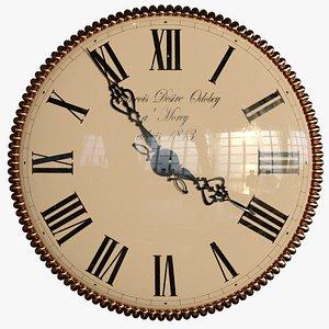 clock face model