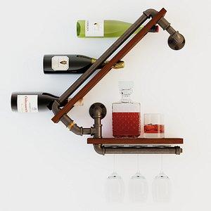 Wine Rack WR1 model