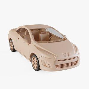 2012 Peugeot 308 CC 3D