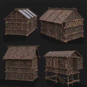 Modular House Units model