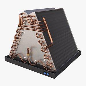 Evaporator 3D model