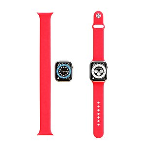 Apple Watch Series 6 RED Sport Band 3D model