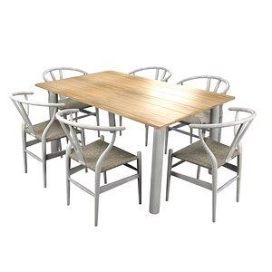 ch24 chair modern model