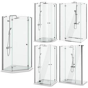 Cabin showers Radaway | Torrenta 3D